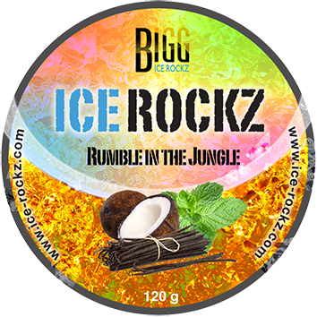 Ice Rockz Rumble in the Jungle  - 120g