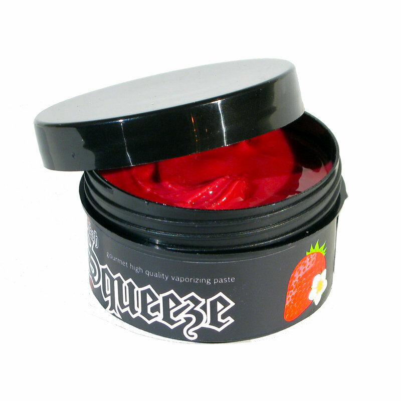 Hookah Squeeze pasta Strawberry, 50g